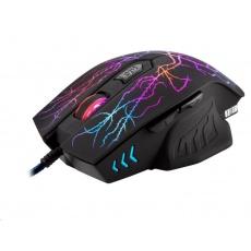 TRACER myš BATTLE HEROES Killer, herní, optická, drátová