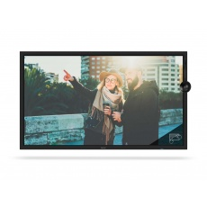 """NEC LFD 75"""" CB751Q 75"""" interactive whiteboard display, UHD, 350cd/m2, Direct LED backlight, OPS Slot, Android SoC, 20 po"""