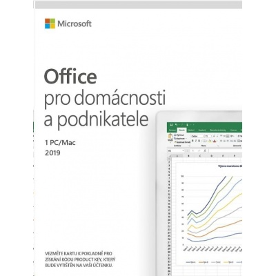 Office Home and Student  2019  (pro domácnosti) ESD