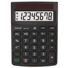 REBELL kalkulačka - Eco 310 - černá