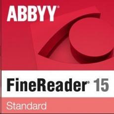 ABBYY FineReader PDF 15 Standard, Volume License (per Seat), Perpetual,  11 - 25 Licenses