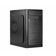 SPIRE skříň TRICER 1426, micro ATX, se zdrojem 420W, černá