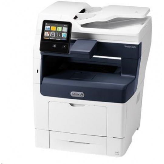Xerox VersaLink B405, černobílá laser. multifunkce, A4, 45ppm, USB/ Ethernet, 1200dpi, 2Gb, DUPLEX, DADF