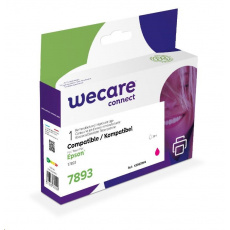 WECARE ARMOR cartridge pro Epson WorkForce Pro WF-5110, 5190, 5620, 5690 (C13T789340), červená/magenta, 38ml, 4000str
