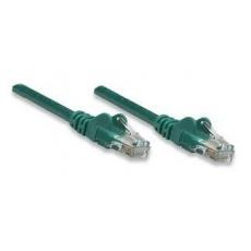 Intellinet Patch kabel Cat5e UTP 5m zelený