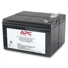 APC Replacement Battery Cartridge #113, BX1400UI, BX1400U-FR - Poškozené kontakty - BAZAR