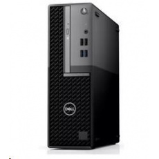 BAZAR DELL PC Optiplex 3080 SFF/Core i3-10105/8GB/256GB SSD/Integrated/TPM/DVDRW/NoWifi/Kb/Mouse/W10Pro/3Y Basic Onsite