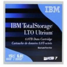 IBM LTO7 Ultrium 6TB/15TB WORM