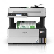 EPSON tiskárna ink EcoTank L6460, A4, 1200x4800dpi, 37ppm, USB, Duplex, 3 roky záruka po registraci