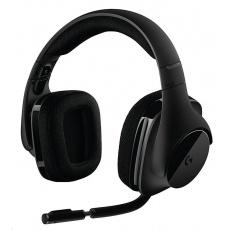Logitech herní sluchátka G533, Wireless Gaming Headset