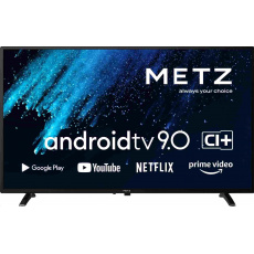 "METZ 32"" 32MTC6000Z Android TV LED, 81cm, HD (1366x768), 8ms, DVB-T2/S2/C, HDMI, USB"