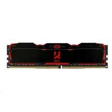 DIMM DDR4 8GB 3200MHz CL16 GOODRAM IRDM X, black
