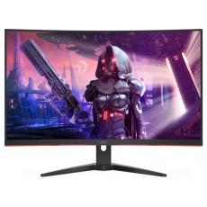"""AOC MT VA LCD  WLED 31,5"""" C32G2AE/BK - VA panel, 1920x1080, 1ms, 165Hz, D-Sub, 2xHDMI, DP, repro, zakriveny panel"""