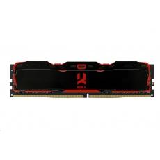 DIMM DDR4 32GB 3000 MHz CL16 (Kit 2x16GB) GOODRAM IRDM X, black