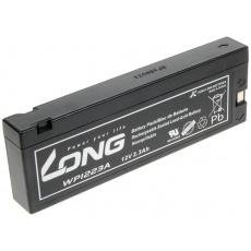 AVACOM Long WP1223A 12V 2,1Ah 25,2Wh olověný akumulátor pro profesionální videokamery a defibrilátory