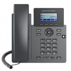 """Grandstream GRP2601 [VoIP telefon - 2.21"""" 132 x 48 grafický,  2x SIP účet, 2x RJ45 10/100 Mbps]"""