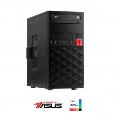 LYNX Office i3-10100 8GB 480G SSD Intel Iris X 4GB DVD±RW W10P
