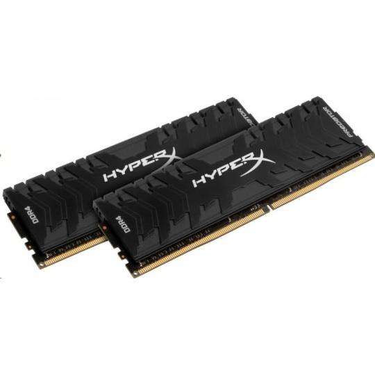 DIMM DDR4 16GB 3200MHz CL16 (Kit of 2) XMP KINGSTON HyperX Predator 8Gbit