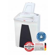 HSM skartovač Securio AF500 (řez: Kombinovaný 4,5x30mm   vstup: 240mm   DIN: P-4 (3)   papír, sponky, plast. karty, CD)