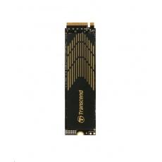 TRANSCEND SSD MTE240S 500GB, M.2 2280, PCIe Gen4x4, with Heatsink 3800/2800 MB/s
