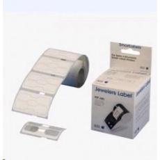Seiko zlatnické etikety, 11x51,5mm 525ks/role (obsahuje dvě role)