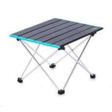 Naturehike lehký skládací hliníkový stolek L 68x46 cm 1700g - šedý