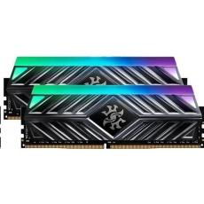 DIMM DDR4 16GB 3200MHz CL16 (KIT 2x 8GB) ADATA SPECTRIX D41, Dual Color Box