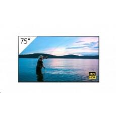 "Sony 75"" BRAVIA 4K, Ultra HD, HDR, LED Professional Display"