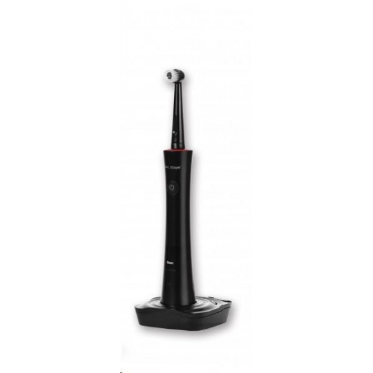 Dr. Mayer GTS1050 elektrický zubní kartáček - černý