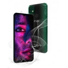 Aligator FIGI Note1 Pro, Dual SIM, 128 GB, zelená