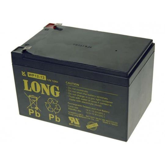 Long 12V 12Ah olověný akumulátor F2