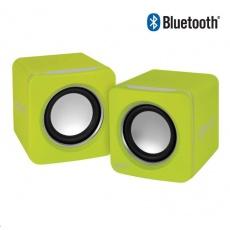 ARCTIC mobilní bluetooth reproduktory - S111 BT - limetkové