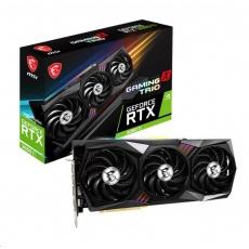 MSI VGA NVIDIA GeForce RTX 3080 Ti GAMING X TRIO 12G, RTX™ 3080 Ti, 12GB GDDR6X, 3xDP, 1xHDMI