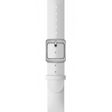 Withings Accessory Wristband for Steel HR 36mm, Move, Move ECG, Scanwatch 38mm - White