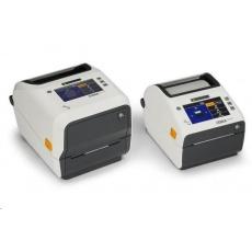Zebra ZD621d Healthcare, 12 dots/mm (300 dpi), disp., RTC, USB, USB Host, RS232, BT (BLE), Ethernet, white