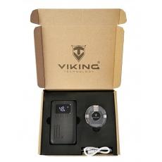 Viking dárková sada - power banka go10 + čtečka 4v1, černá