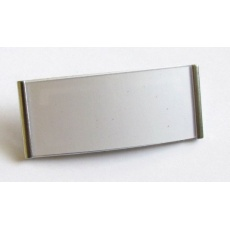 Jmenovka MGT 73 stříbrná balení 10ks